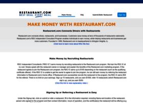 sales.restaurant.com