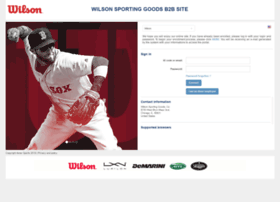 sales.wilson.com