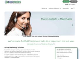 salesdouble.com
