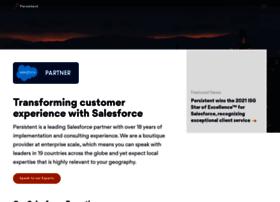 salesforce.persistent.com