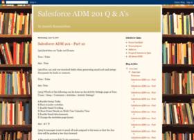 salesforceadm201.blogspot.com