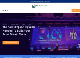 salesleadershipdevelopment.com