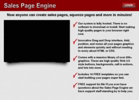 Salespage-engine.com