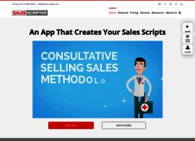 salesscripter.com