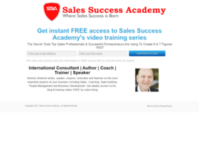 salessuccessacademy.com