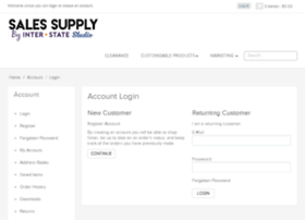 salessupplies.inter-state.com
