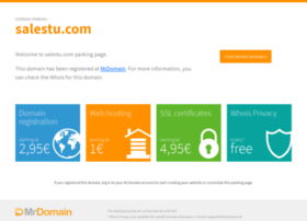 salestu.com