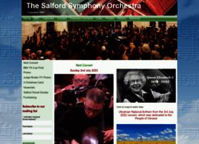 Salfordsymphony.org