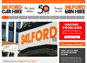 salfordvanhire.com