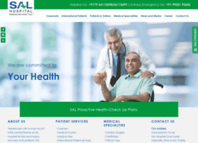 salhospital.com