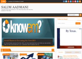 salimaadmani.com