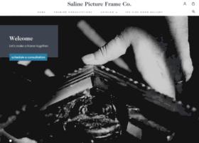 salinepictureframe.com