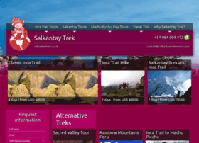 salkantaytrek.co.uk