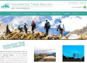 salkantaytrekmachu.com