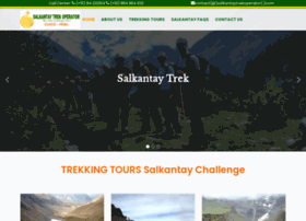 salkantaytrekoperator.com