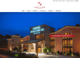 salleshotels.com