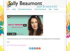 sallybeaumont.com