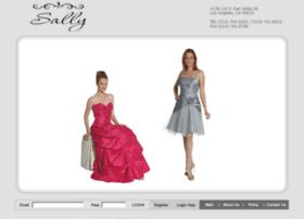 sallydresses.com