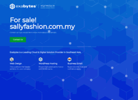 sallyfashion.com.my