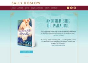 sallykoslow.com