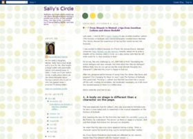 sallyscircle.blogspot.in
