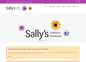 sallyscuts4kids.com