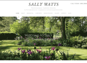 sallywattsgardendesign.co.uk
