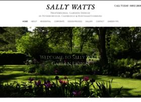 sallywattsgardendesign.co.uk
