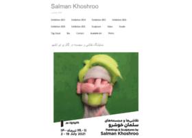 salmankhoshroo.com