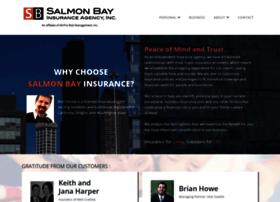 salmonbayinsurance.com