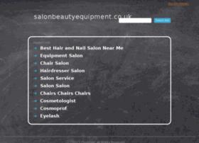 salonbeautyequipment.co.uk
