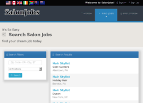 salonjobs.com