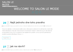 salonlemonde.cz