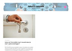 salons-solutions-electroniques.com