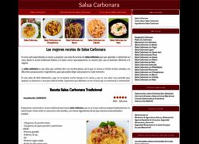 salsacarbonara.net