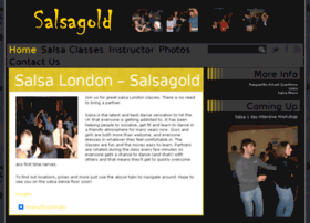 salsagold.co.uk