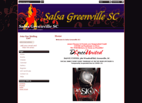 salsagreenvillesc.com