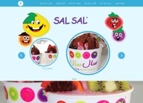 salsalfrozenyogurt.com