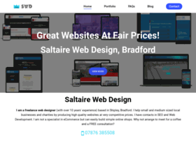 saltairewebdesign.co.uk