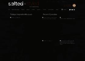 saltedandstyled.com