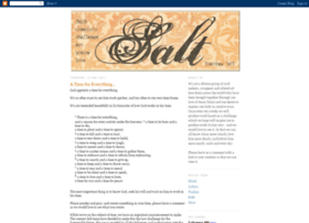 saltfaithchallenge.blogspot.com