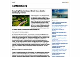 saltforum.org