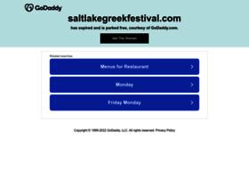 saltlakegreekfestival.com