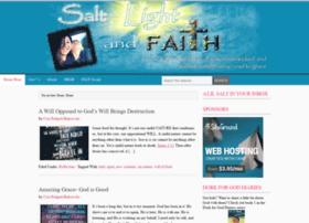 saltlightandfaith.com
