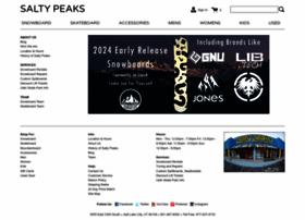 saltypeaks.com
