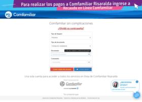 salud.comfamiliar.com