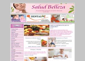 saludbelleza.net
