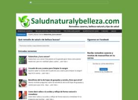 saludnaturalybelleza.com