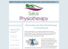 salusphysiotherapy.co.uk
