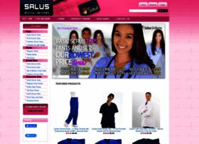 salusuniforms.com